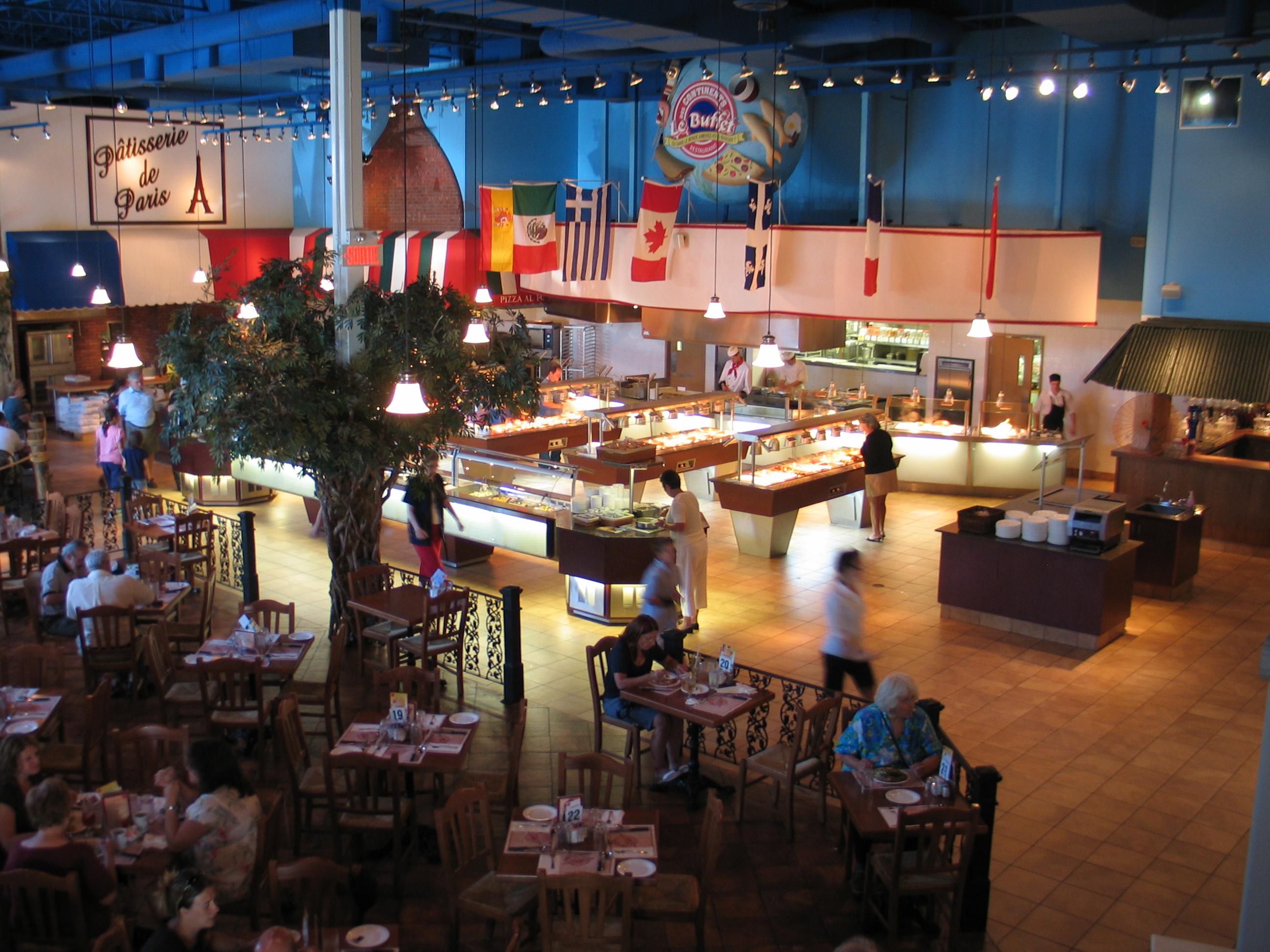 Restaurant International Ottawa
